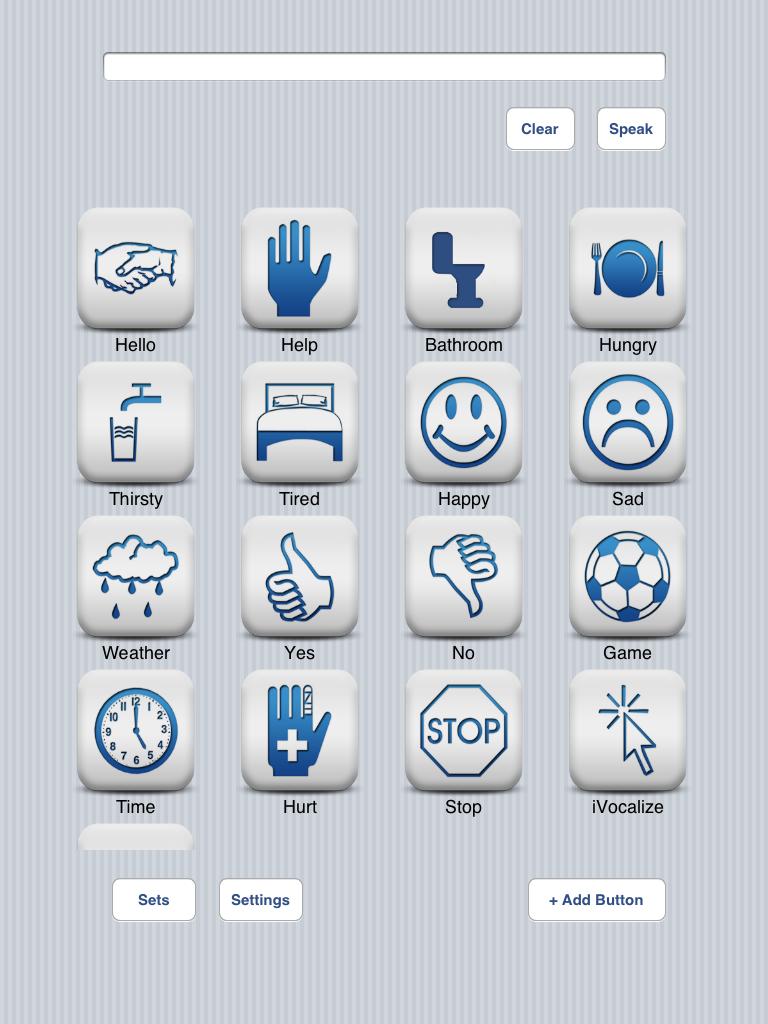 iVocalize App